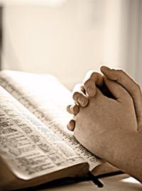 Bidden is praten met God